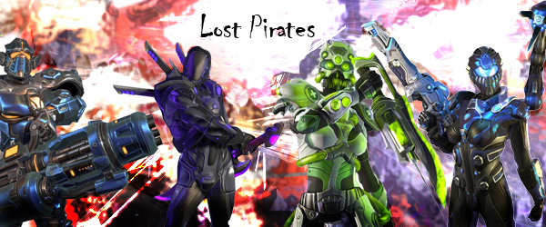 Lost Pirates