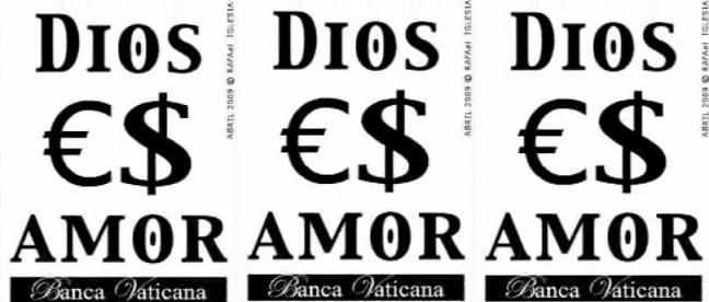 Resultado de imagen de negocio de la Iglesia católica