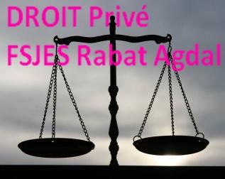 FORUM de Droit Privé Marocain - UM5 Rabat Agdal