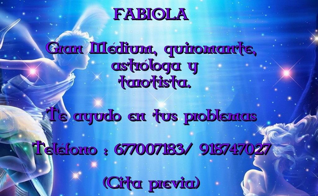 Foro esotérico Fabiola