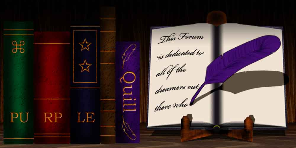 The Purple Quill