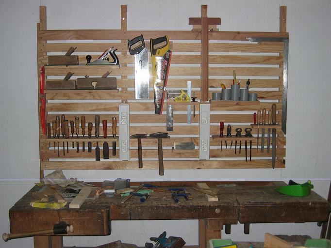 Syst me de rangement mural bis - Systeme de rangement pour garage ...
