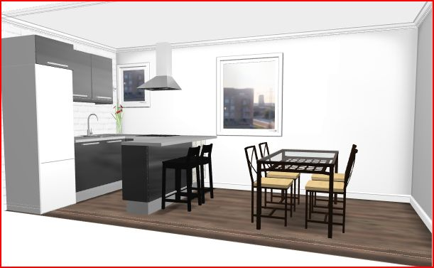 Projet cuisine for Ikea projet cuisine