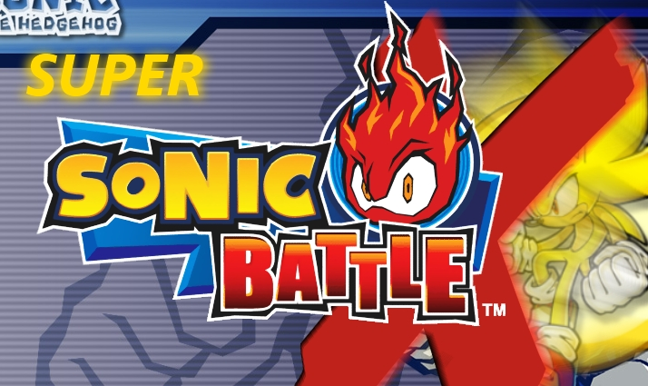 Super Sonic Battle X