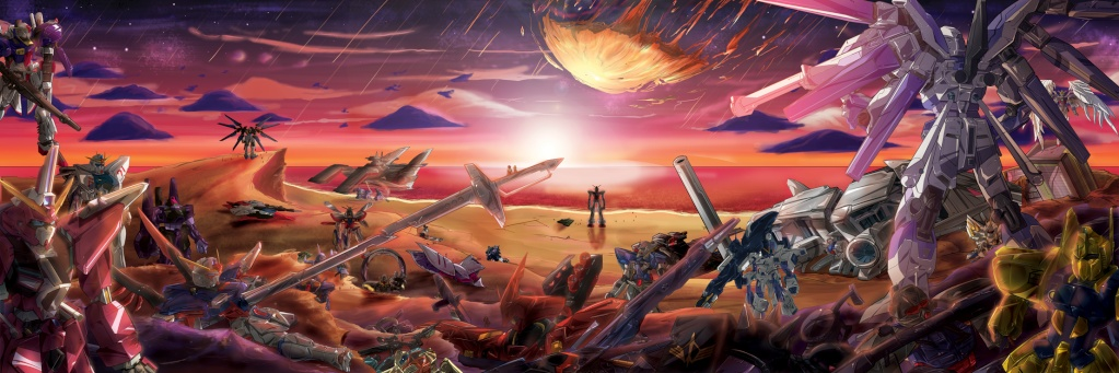 All Gundam Universe