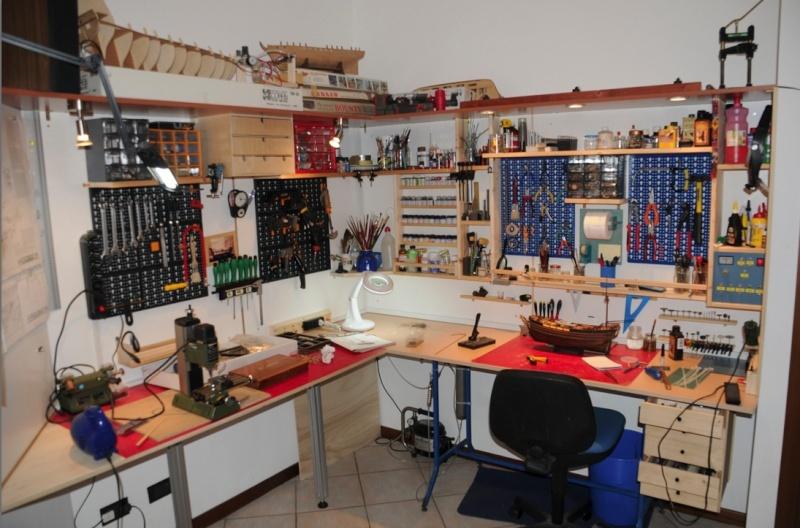 Il laboratorio di merlino merlino for Laboratorio di garage domestico