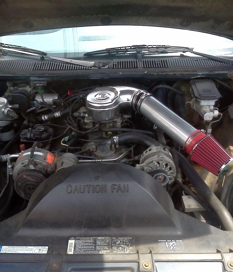 Tbi Intake – engine