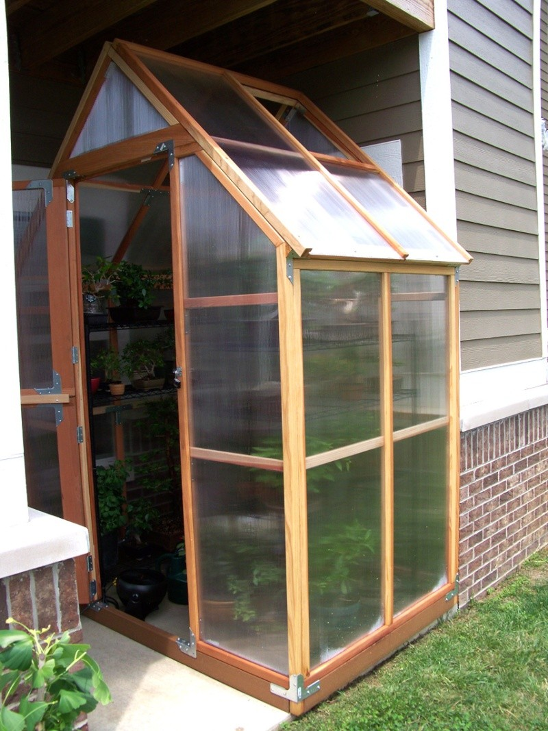 gh out10 - 12+ Small Greenhouse Setup Ideas Gif