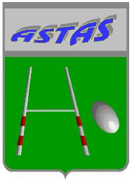 Astas/Braves de comptoir Rugby